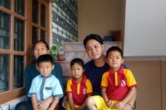 Famille de Sonam